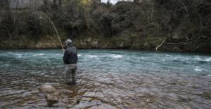 Licencia de pesca de Asturias