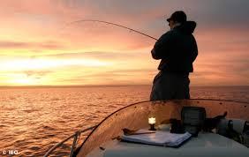 Licencia de pesca de Galicia