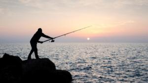 Licencia de pesca de Murcia