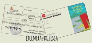 licencia de pesca madrid y castilla la mancha
