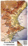 mapa pesca valencia