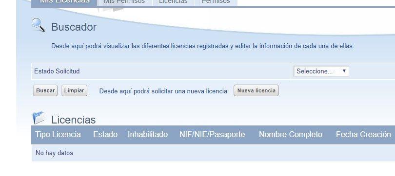 como usar solia para tramitar nuestra licencia de pesca en Cantabria