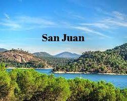 Embalse de San Juan