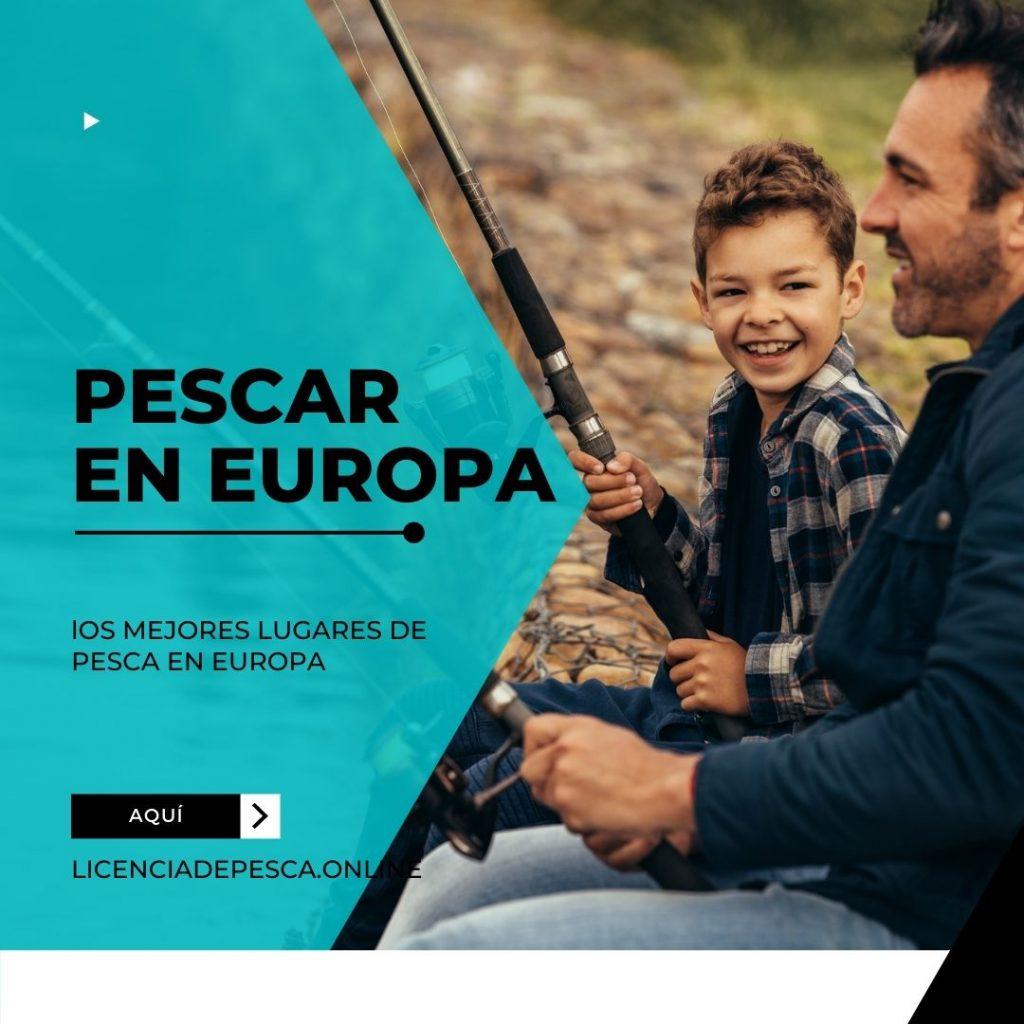 PESCA EN EUROPA