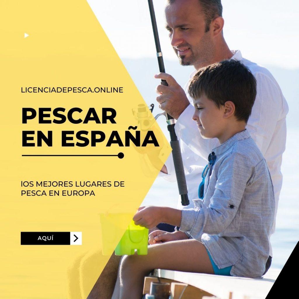 PESCAR EN ESPAÑA